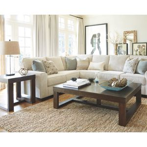 Rectangular Coffee Table, Brown for Sale in Santa Ana, CA