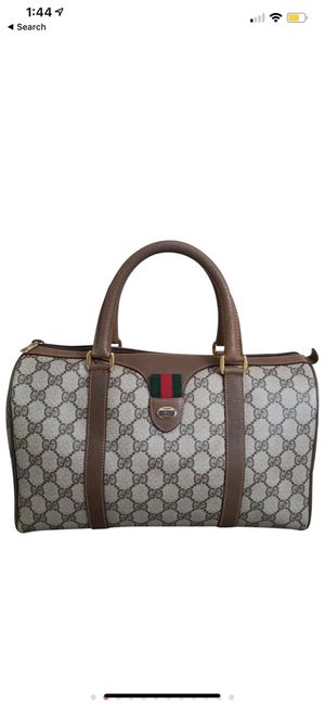 Gucci Boston Vintage Doctor bag for Sale in Las Vegas, NV