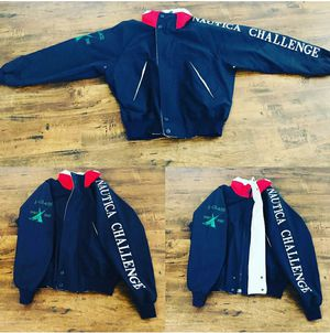 Nautica vintage jacket Sz-L rare polo Tommy hilfiger for Sale in Henderson, NV