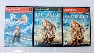 Final Fantasy PlayStation 2 PS2 for Sale in Orlando, FL