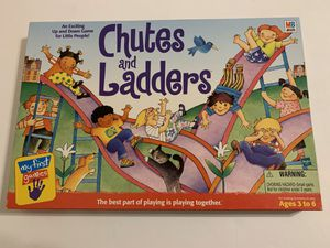 VTG 1999 Chutes and Ladders Children's Game - Kids Family Board Game for Sale in Katy, TX
