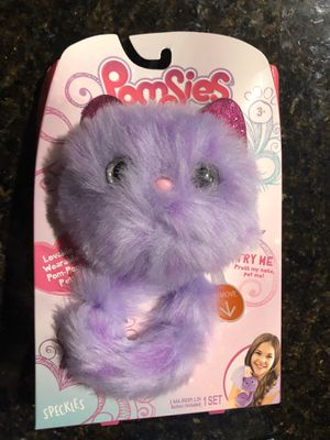 Pomsies Plush Toy for Sale in Conroe, TX