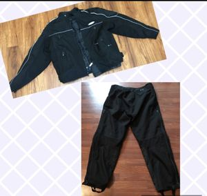 Harley Davidson Jacket and Pants for Sale in Inwood, WV
