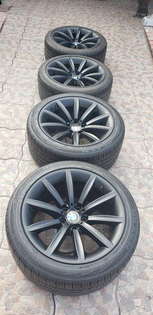 Bmw rims/tires for Sale in Norwalk, CA
