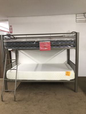 KIDS METAL BUNK BED for Sale in Queens, NY