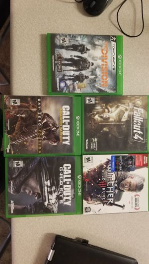 Xbox one games for sale or trade. for Sale in Salt Lake City, UT