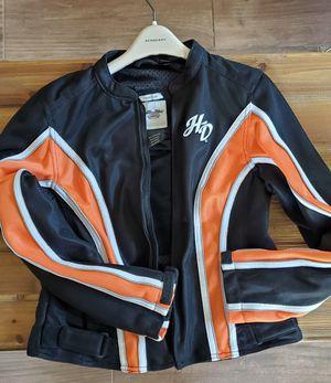 Womens Mesh Harley Davidson jacket (medium) for Sale in Virginia Beach, VA