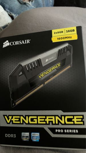 Vengeance pro series for Sale in Charlotte, NC