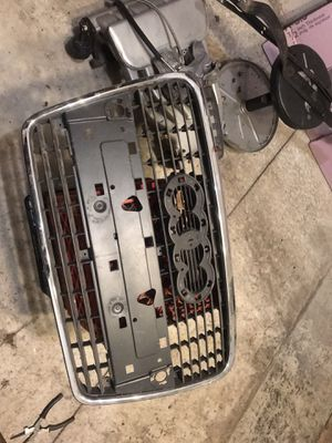 Audi A4 grill for Sale in Downers Grove, IL