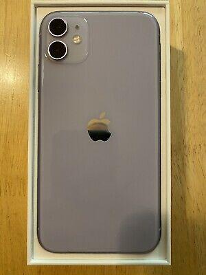 Apple iPhone 11 - 128GB - Purple (Unlocked) A2111 (CDMA + GSM)