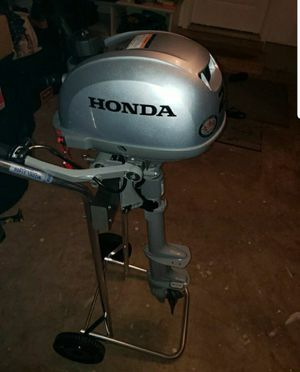 2.3hp Honda Outboard motor for Sale in Woodbridge, VA