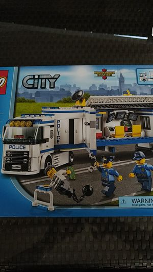 Lego City Mobile police unit (retired) for Sale in Arcadia, CA