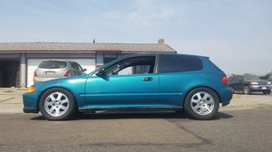 1995 Honda Civic Hatchback CX (For Trade Only) for Sale in Stockton, CA