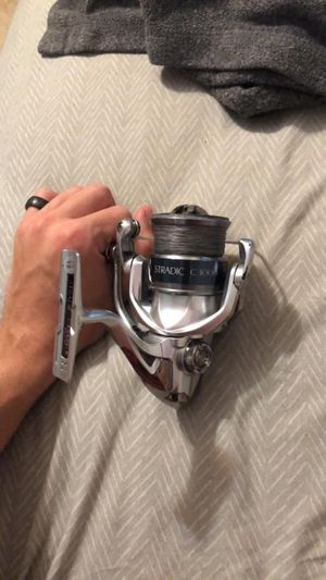 shimano stradic fk 3000 upgraded for Sale in Safety Harbor, FL