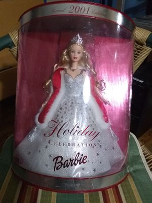 2001 HOLIDAY CELEBRATION BARBIE SPECIAL EDITION for Sale in Garfield Heights, OH