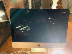Apple computer desktop 20 inch for Sale in New York, NY