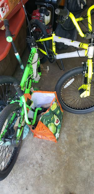 """2 New 20"""" kent bikes for Sale in Columbus, OH"""