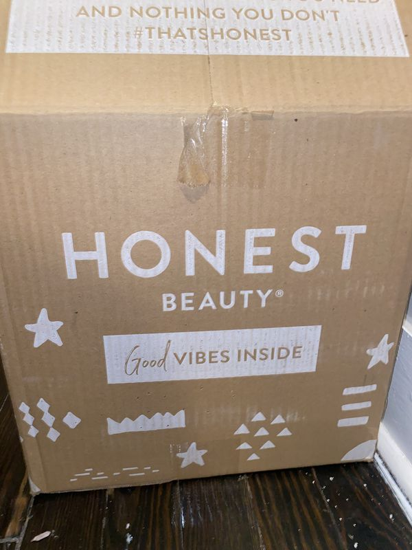 Honest diapers and wipes size 3 for now
