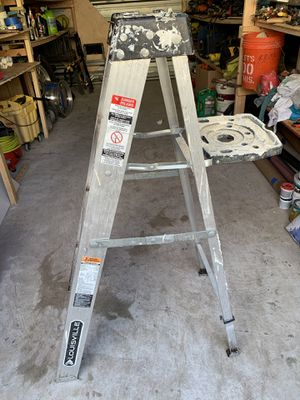 Aluminium ladder for Sale in Houston, TX