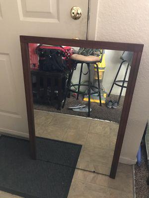 Dresser mirror or standalone mirror for Sale in Modesto, CA