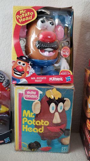 Mr potato head collection for Sale in Las Vegas, NV