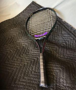 Dunlop power flex oversize tennis racket for Sale in Corona, CA