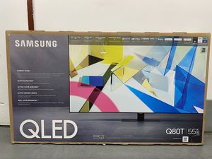 SAMSUNG QLED 55 inch MODEL Q80T for Sale in Brooklyn, NY