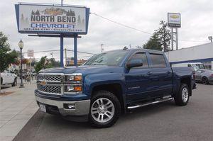 2015 Chevrolet Silverado 1500 for Sale in North Bend, WA