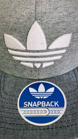 Adidas Original SnapBack Brand New Rare Large Logo Front for Sale in West Hollywood, CA