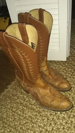 Men cowboy boots for Sale in Jacksonville, FL