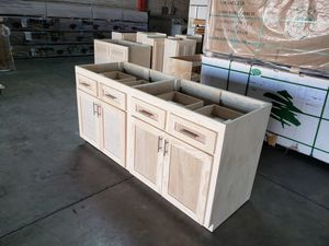 "Island 72 "" kitchen cabinets for Sale in Los Angeles, CA"