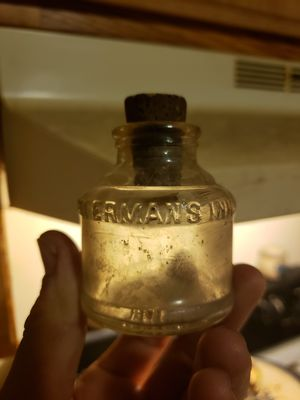 Antique Waterman's Ink bottle for Sale in Columbus, OH