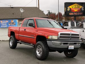 2000 Dodge Ram 2500 • Lifted• for Sale in Edmonds, WA