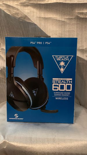 PS4 stealth 600 wireless for Sale in Rosemead, CA