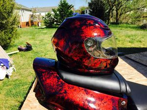 custom paint jobs and custom helmets quotes for getting helmets done for Sale in Seaford, DE