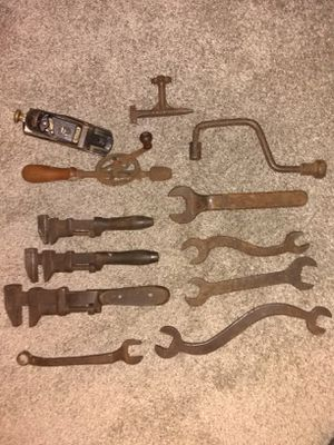 Antique and highly collectible wrenches ! for Sale in Lock Haven, PA