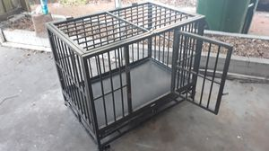 Heavyduty dog crate 3x2 for Sale in Tampa, FL