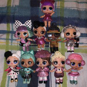Lol surprise dolls- BLING SERIES - MAKE OFFER for Sale in Aspen Hill, MD
