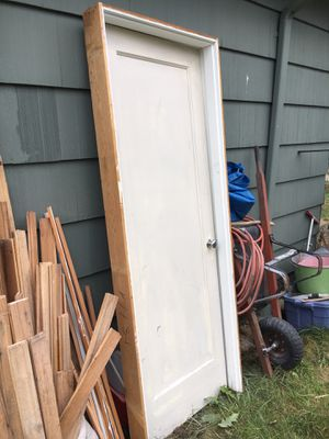 FREE Door & Frame for Sale in Seattle, WA