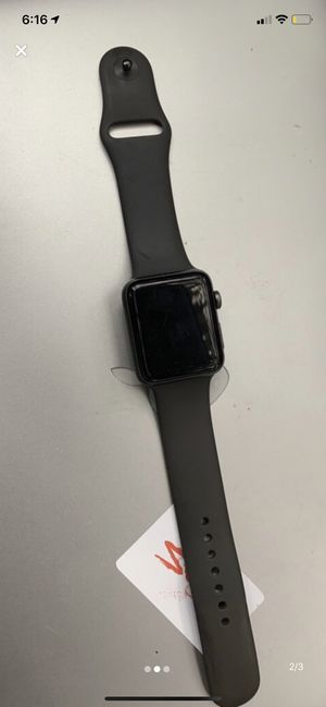 Apple Watch series 3 42mm for Sale in District Heights, MD