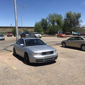 2000 Audi s4 2.7t. SKIPS a gear and has a leak for Sale in Denver, CO