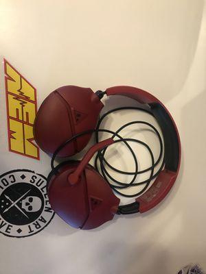 Turtlebeach headphones for Sale in Hyattsville, MD
