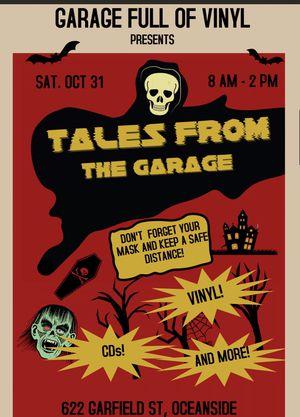 Vinyl record sale... Garage Full Of Vinyl for Sale in Oceanside, CA