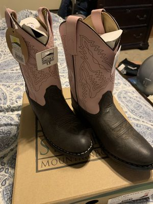 Girls Pink Cowboy Boots for Sale in San Antonio, TX