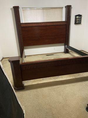 Cal king bedroom furniture Ashley Furniture for Sale in Walnut Creek, CA