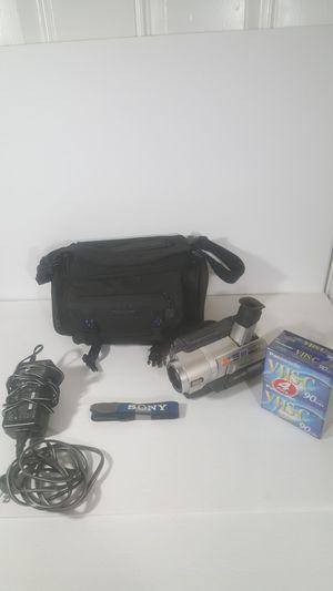 Sony handycam vision for Sale in Dawson, GA