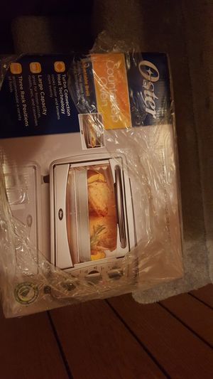 Oster Counter top Convection Oven for Sale in Roselle, IL