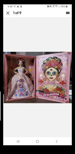 Brand New 2020 Barbie Dia de Muertos for Sale in Albuquerque, NM