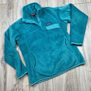 Patagonia re-tool snap pullover* women's medium* great shape for Sale in Spokane, WA
