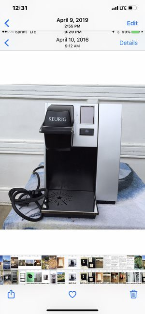Coffee maker for Sale in Amarillo, TX